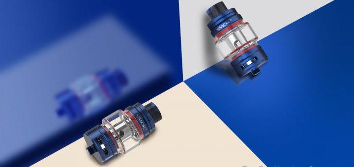 On attendait le prochain Tank de Smok et il est désormais là avec le SMOK TFV16. Une capacité de 9 ml et du Mesh à foison.