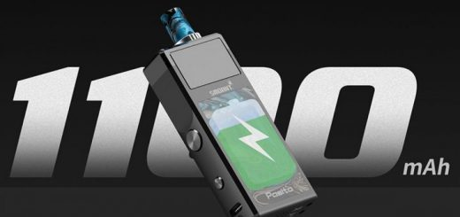 Pasito Pod by Smoant is one of the first to offer an RBA. It is therefore one of the first pods to integrate the rebuildable.