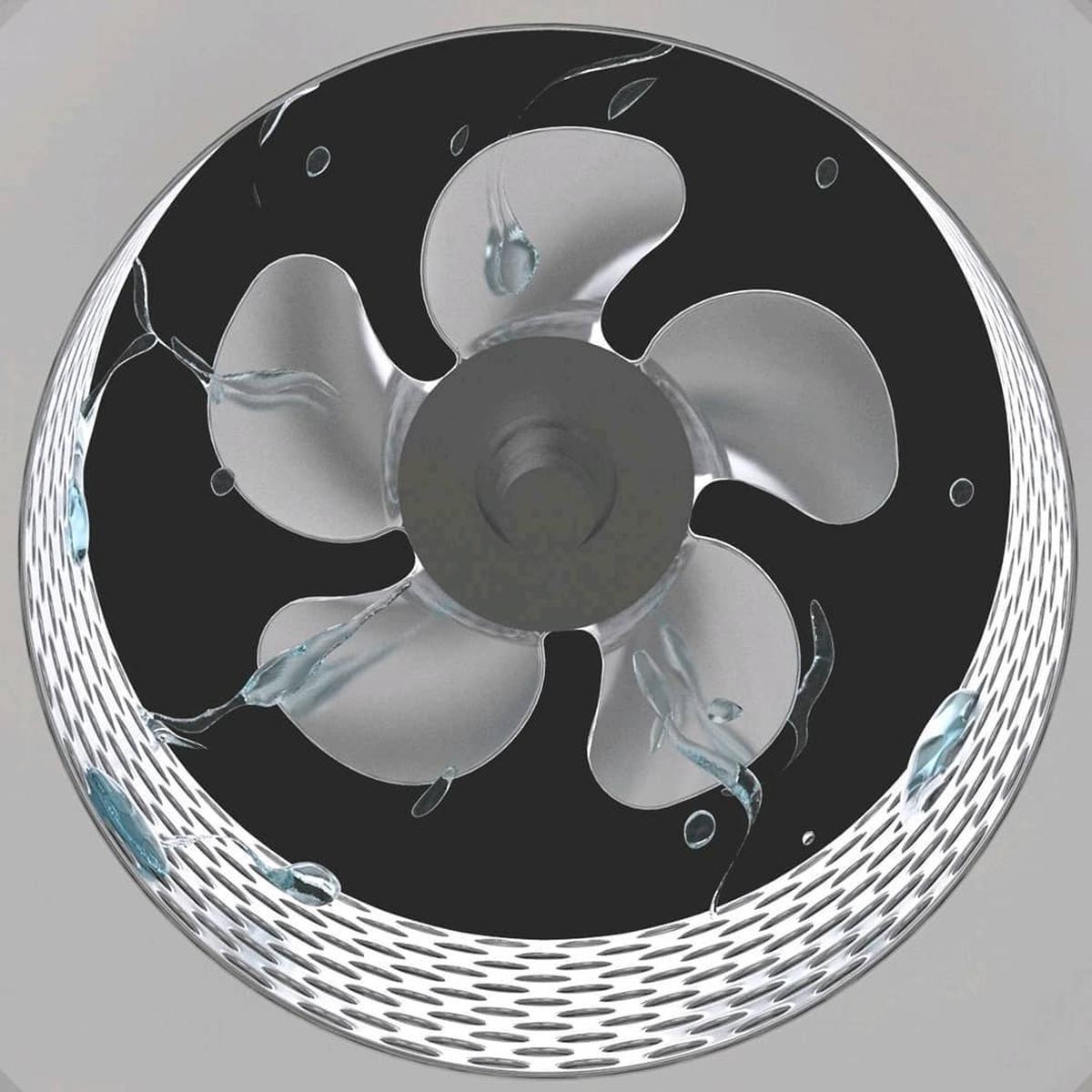 L'Eleaf Rotor est un tank sub-ohm dont la particularité est ses résistances avec des hélices. Mettez une turbine dans votre vape.