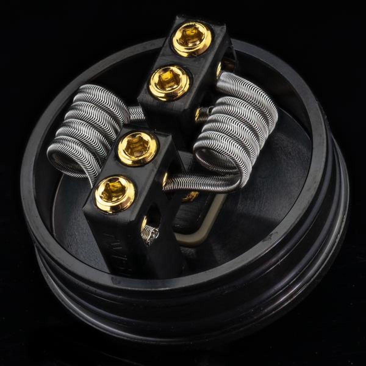 Les coils de builder commencent à se démocratiser de plus en plus. Mais est-ce qu'ils valent mieux que les fils résistifs classiques.