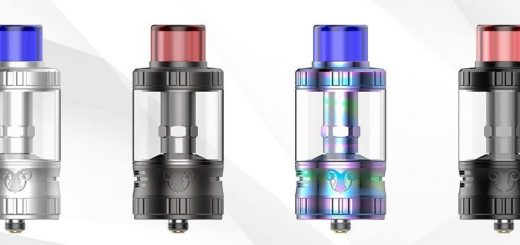 The Aries 30 of G-Taste shows that you can always reach new heights. RTA with 10 ml capacity and can use triple Coils.