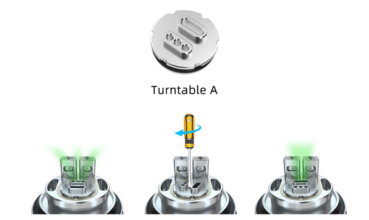 Le MD RTA de Hellvape est une petite bombe dans le royaume concurrentiel du MTL. Certains le comparent à un Kaifun en termes de saveur.