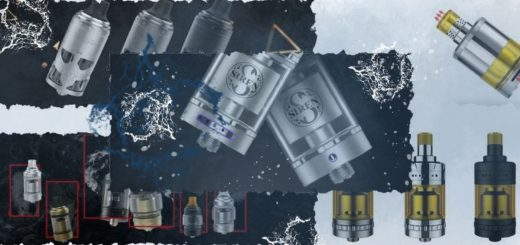 Among the best MTL RTA on the market, we are famous names such as Siren 2, Brunhilde MTL or Galaxies.
