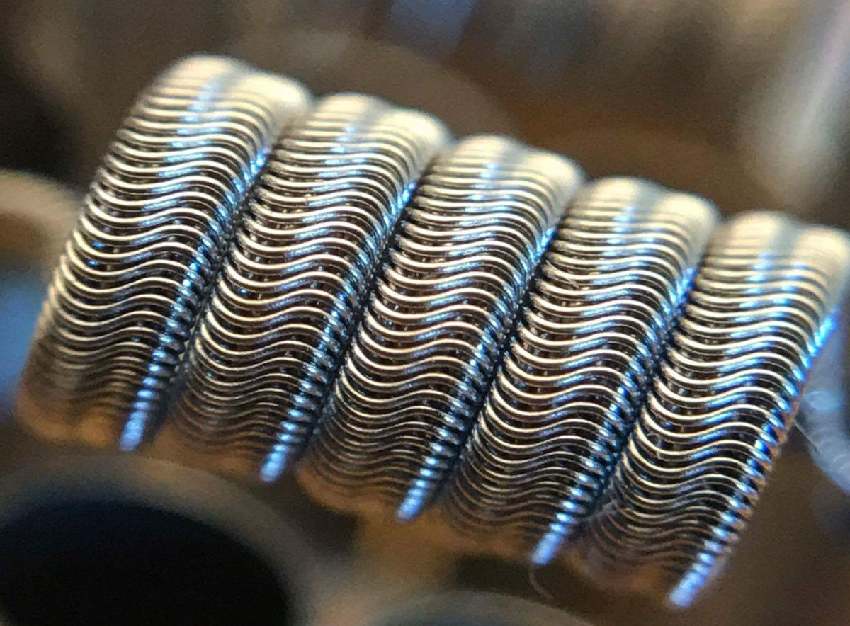 How to calculate the Decore for your alien coil. It's very easy, but you have to respect the proportions and avoid speaking in gauge.