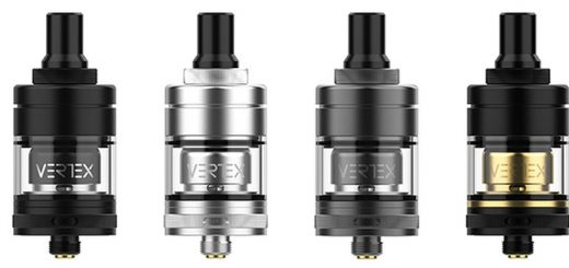 Hellvape's Vertex MTL offers us an atomizer with a very configurable airflow. A winning recipe?