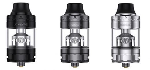 The Vapefly Kriemhild 2 hardly changes compared to the first of the name. Only new coils are emerging.