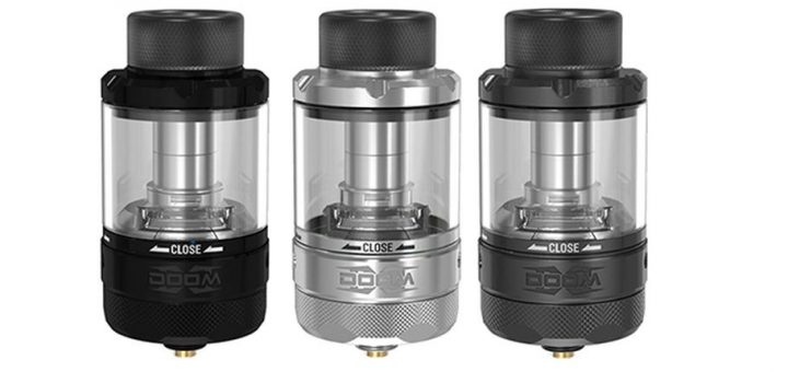 Damn Vape offers us the Doom X RTA which can use Mesh and coils. Wouldn't that be a cut and paste of Steam Crave atomizers?