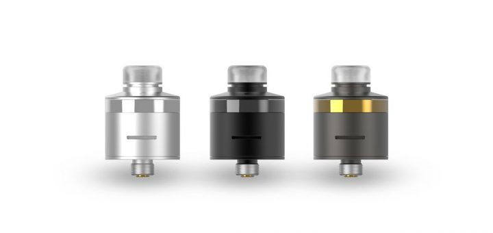 The Bushido V3 RDA is a truly classy RDA, meant to be a flavor bomb. BPMODS is a young company, but it hits hard!