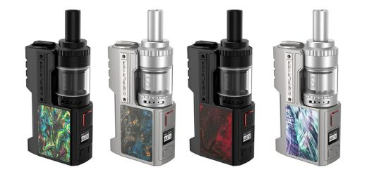 The Digiflavor Z1 box and the Siren 3 RTA promise us a compact box with a proven MTL atomizer. But is it not too late?