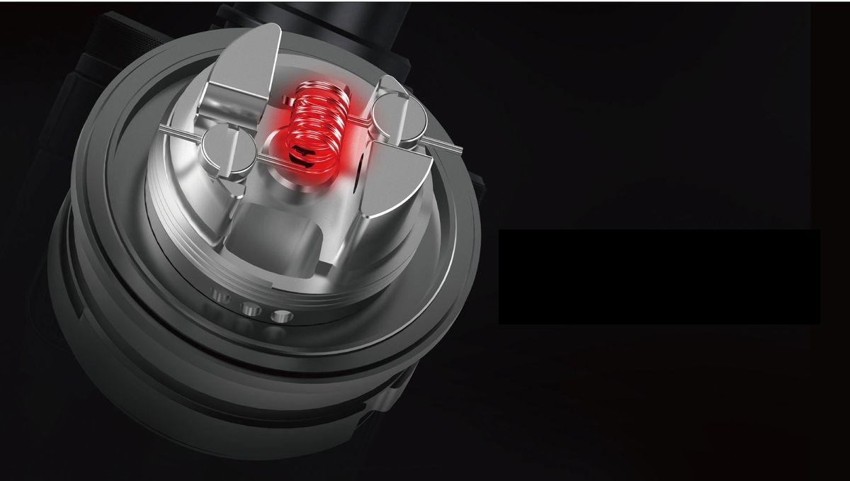Le RTA Trio MTL nous est proposé par ZQ Vapor et il propose un système de 3 Airflows indépendants. Un peu trop d'air pour du MTL ?