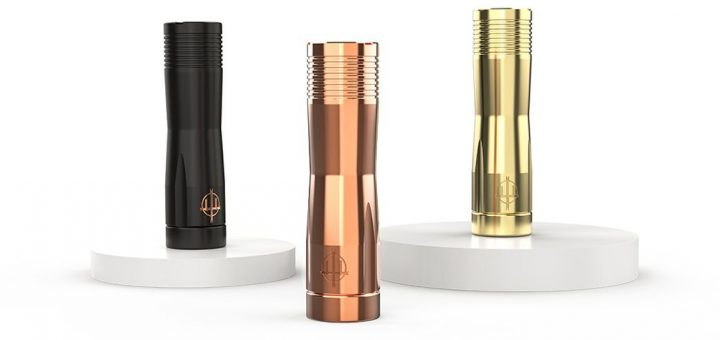 The Trishul V2 semi-regulated mod is a slightly improved version, but which allows it to reach an audience that is afraid of mech mods.