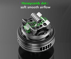 Wofoto's Troll X RTA offers us different Airflows depending on the type of vape we want. Small update or big innovation?